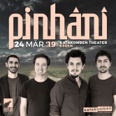 Pinhani live in | Essen | Katakomben Theater