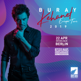 Buray Kehanet Europe Tour | Berlin | Kesselhaus