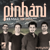 Pinhani live in | Brussel | Sazz N Jazz