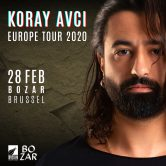 Koray Avcı – 'European Tour 2020' | Brussel