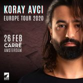 Koray Avcı – 'European Tour 2020' | Amsterdam