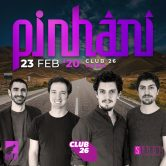 Pinhani live in Genk | Club 26