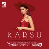 Karsu live in Frankfurt | Internationales Theater