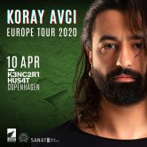 Koray Avcı – 'European Tour 2020' | Copenhagen