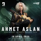 Ahmet Aslan live in Frankfurt | Internationales Theater Frankfurt